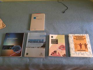 Libros Psicología UNED