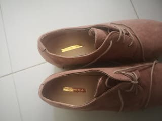 zapatos vestir mujer