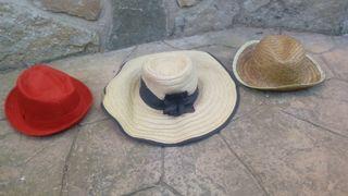 Sombrero / sombreros / pamela mujer / chica hombre