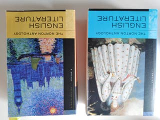 The Norton Anthology of English Literature 8th ed.