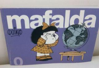 Mafalda. Quino. Número 0. 2004