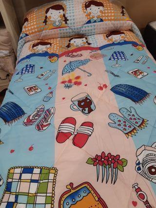Edredon Infantil cama 90