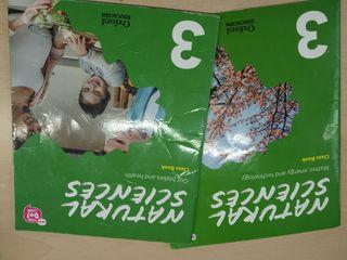 Libros Natural Sciences 3