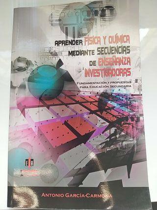 Libro para aprender Física y Química 3/4° ESO