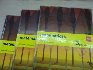 Libros Matemáticas 3° Primaria