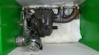 Vendo turbo nuevo para Vw golf 150cv tdi