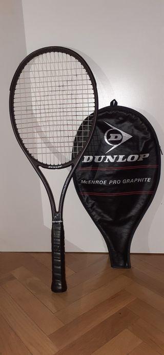 Raqueta Tenis Dunlop McEnroe Pro Graphite