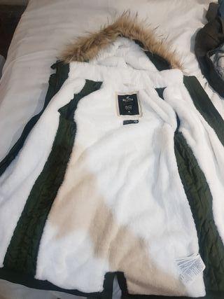 new Jacket Hollister