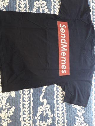 Camiseta Sendmemes