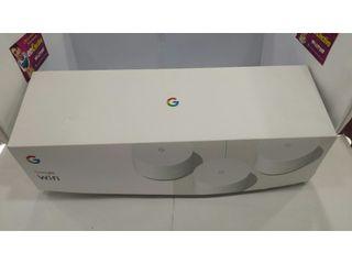 Router Google Wifi X3 (Blanco) Modelo GA00158-Eu (