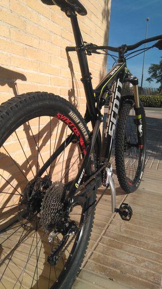 bicicleta Scott Genius 940 talla L