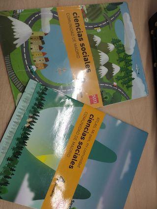 Libro Ciencias Sociales 3° Primaria
