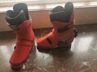 Botas Esquiar Salomon Junior