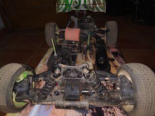Buggy 1/8 Spirit Evo Rtr