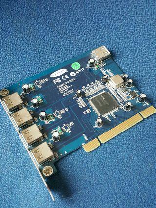 tarjeta belkin pci. 4 X USB 2.0