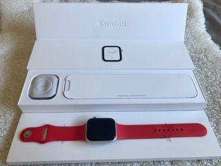 Apple watch serie 4 44mm gps + lte celular