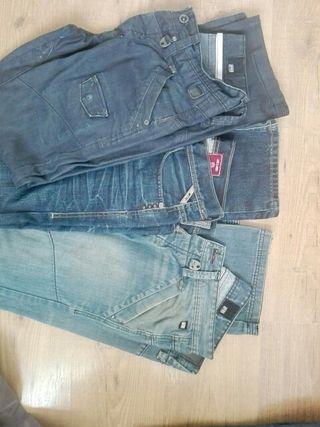 3 Pantalones Jack&Jones Hombre!