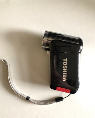Cámara de vídeo TOSHIBA CAMILEO P30