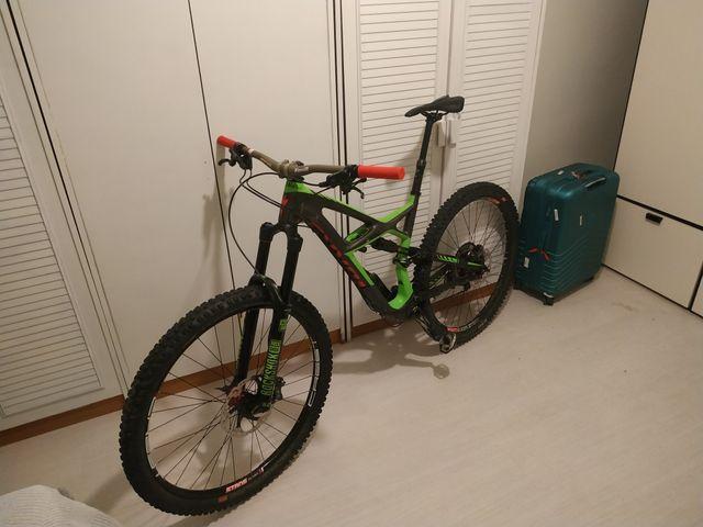 bicicleta MTB Specialized s-works enduro 29