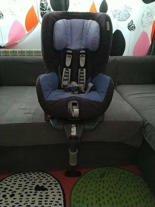 Silla coche Romer con Isofix 9-18kg