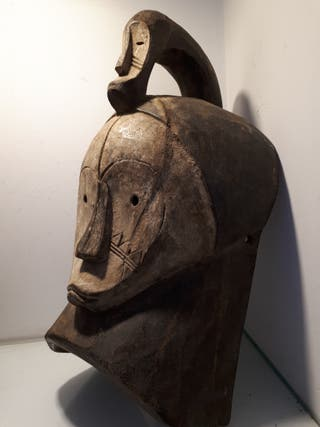 Máscara africana Fang Gabón