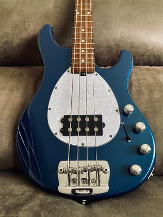 Musicman Sterling USA Vintage Blue Pearl 2002