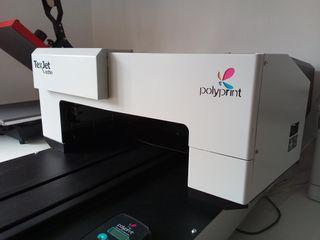 Impresora Digital Textil Polyprint Texjet Echo