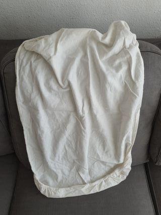 sábana algodon gordito para colchón del cochecit