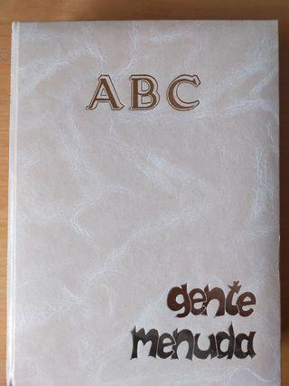 colección de cómics de ABC gente menuda.