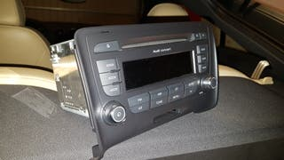 Radio Cd/Mp3 Audi TT - 8J0035186