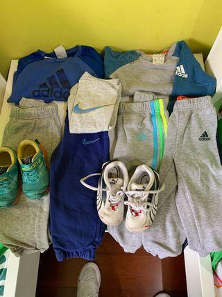 Ropa deportiva Adidas, bebé