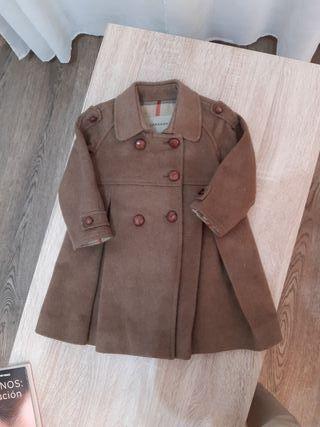 abrigo.original.Burberry talla 2 años 92 cm