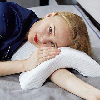 Almohada de Dormir Lateral para Brazo Relajante