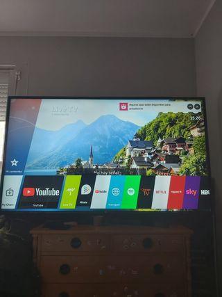 "smart TV LG 65"""