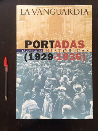 Portadas de la Vanguardia 1929/1936