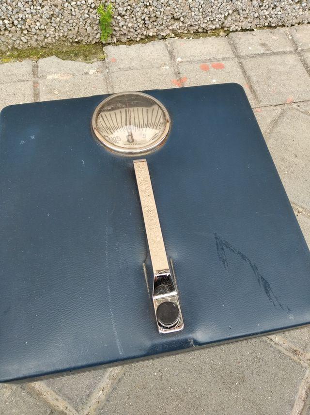 Báscula baño vintage años 50/60 KRUPS alemana de segunda ...