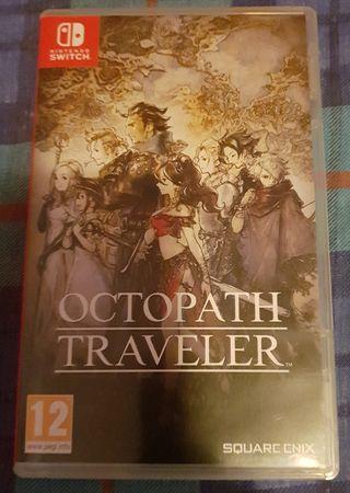 Octopath Traveler.