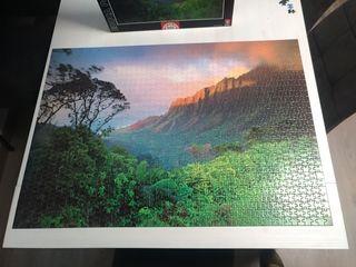 puzzle.de hawai de 1500 poezas en perfecto estado