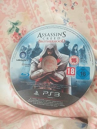 assasins Creed brotherhood ps3