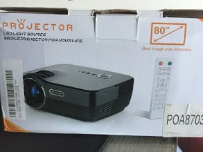 Proyector Full HD LED