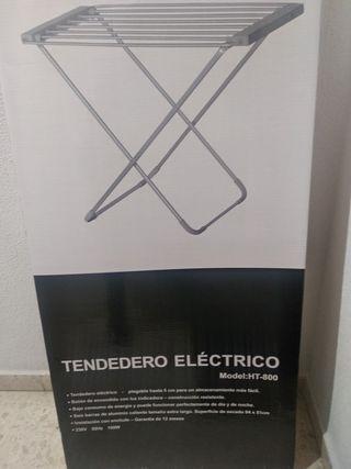 tendedero eléctrico nuevo