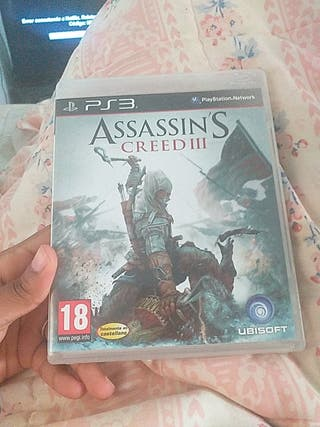 assasins Creed rogue ps3