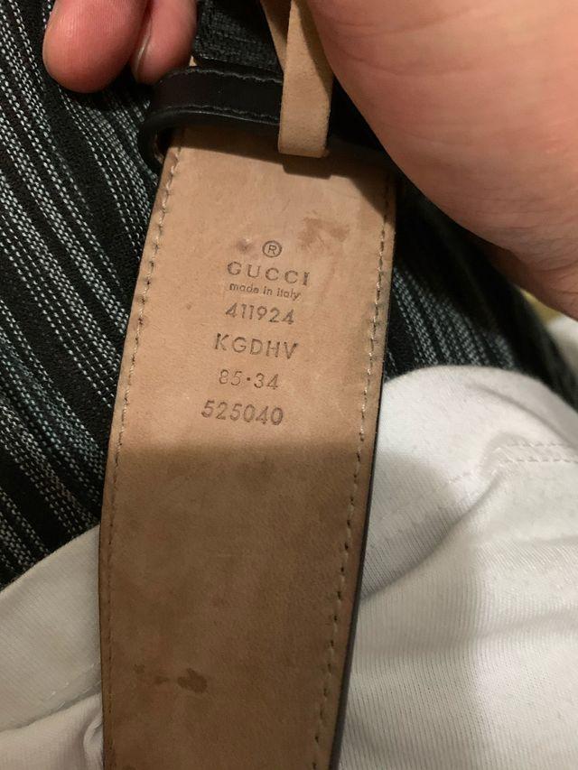 Cinturón Gucci, me lo compre y no me gustesta nuev