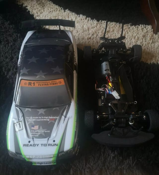 Electric RC Car Bundle