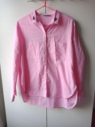 Camisa rosa original
