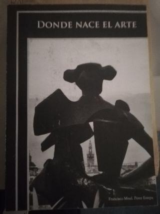 libro de juan Belmonte donde nace el arte.