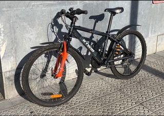 Bici como nueva muy poco uso,precio nueva 240E