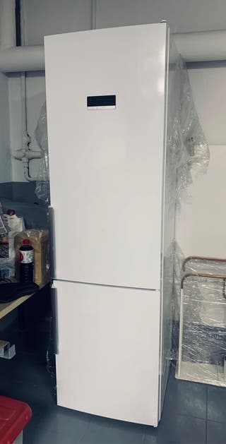 Nevera + Congelador BOSCH Serie 4