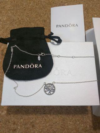 collar/ gargantilla Pandora