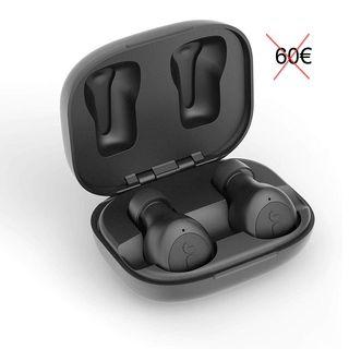 Auriculares bluetooth botón inalámbricos NUEVO
